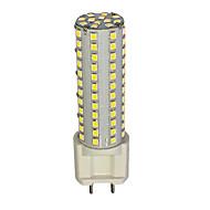 billige Kornpærer med LED-10W 780 lm G12 LED-kornpærer T 108 leds SMD 2835 Varm hvit Hvit AC85-265