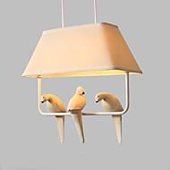 halpa -Ruokasalin lamppu / postmodern tyyli / lodge luonto innoittanut tyylikäs& Modernin maan perinteinen / klassinen retromaalausominaisuus