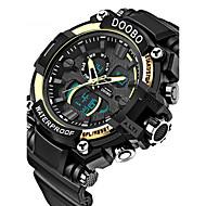 Homens Crianças Relógio Esportivo Relógio Militar Relógio de Moda Relógio de Pulso Único Criativo relógio Relógio Casual Chinês Quartzo