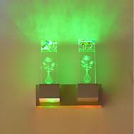 2 集積LED LED アイデア 特徴 for ミニスタイル,アンビエントライト ウォールライト