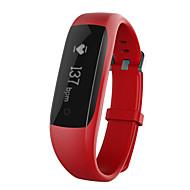 tanie Inteligentne zegarki-Inteligentny zegarek HW01 Plus na iOS / Android Pulsometr / Spalone kalorie / Długi czas czuwania / Ekran dotykowy / Wodoszczelny Czasomierz / Krokomierz / Powiadamianie o połączeniu telefonicznym