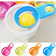 baratos Utensílios de Ovo-Utensílios de cozinha Plástico Gadget de Cozinha Criativa Utensílios de Ovo para ovos / Para utensílios de cozinha 1pç