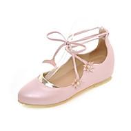 Ženske Ravne cipele Udobne cipele Inovativne cipele Cipele za ronjenje Umjetna koža Jesen Kauzalni Formalne prilike Zabava i večerRavna