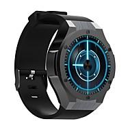 tanie Inteligentne zegarki-Inteligentny zegarek YYH2 na iOS / Android Pulsometr / Spalone kalorie / GPS / Odbieranie bez użycia rąk / Ekran dotykowy Pulse Tracker / Stoper / Krokomierz / Rejestrator aktywności fizycznej