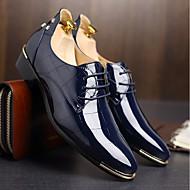 baratos Sapatos Masculinos-Homens Sapatos formais TPU Outono / Inverno Sapatos De Casamento Preto / Azul Marinho / Vermelho / Sapatos de vestir