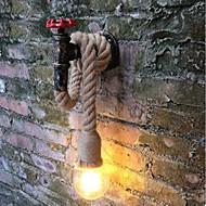 AC 220-240 AC 110-120 40 E26/E27 Rustiikki Maalaus Ominaisuus for LED,Ympäröivä valo Wall Light