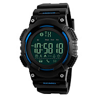 billige Militærur-SKMEI Herre Digital Digital Watch Armbåndsur Smartur Militærur Sportsur Japansk Alarm Kalender Kronograf Vandafvisende Fjernbetjening LED