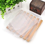 cheap Kitchen Tools-4Pcs Reusable Silicone Food Wrap Seal Covers Strech Keeping Fresh Plastic Wraps