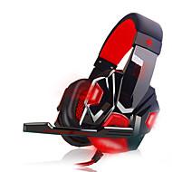 Plextone PC780 Kulaklıklar (Kafa Bantlı)ForMedya Oynatıcı/Tablet BilgisayarWithMikrofon ile Sesle Kontrol Oyunlar Gürültüyü Kesen