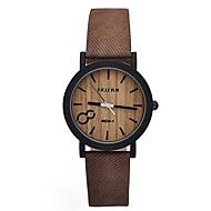 Heren Dames Sporthorloge Militair horloge Dress horloge Modieus horloge Horloge Hout Polshorloge Vrijetijdshorloge Chinees Kwarts