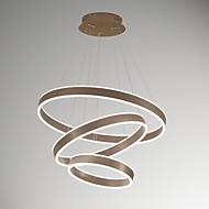 billige Takbelysning og vifter-UMEI™ Anheng Lys Omgivelseslys - Mulighet for demping, 220-240V / 100-120V, Varm Hvit / Hvit, LED lyskilde inkludert / 20-30㎡