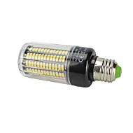 billige Kornpærer med LED-1pc 15w 156leds ledet maislys 1380lm varm / kul hvit e27 / e14 energisparende hjempærer lampe med deksel ac85-265v