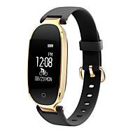 den nye hhy s3 smart lady mode armbånd skridttæller hjerte bevægelse sove overvågning sporing