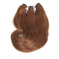 שיער אנושי שיער ברזיאלי Ombre גלי טבעי Body Wave תוספות שיער 4 הבינוני אובורן שחור / תות בלונדינית שחור / אובורן שחור / בורגונדי חום