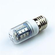 3.5 E27 LED-kornpærer T 26 leds SMD 5050 Grønn 250lm 8000K AC220V