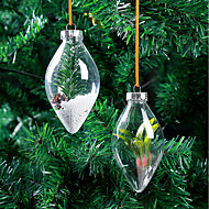 Ornamenten Feest Gedecoreerde Bedankjeshouder Kerstmis Nieuwjaar Wedding Party Decoration Bruiloften ThanksgivingForHoliday Decorations