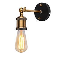 preiswerte LED Einbauleuchten-1pcs moderner Weinlese loft justierbarer industrieller Metallwandlicht Retro- Messingwandlampen-Landartleuchter-Leuchten ac80-240v