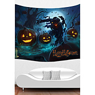 Décoration murale Polyester Halloween Art mural,1