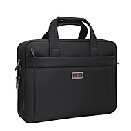 Unisex Bags Oxford Cloth Briefcase Rivet for Casual Office & Career All Seasons Black