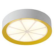 billige Taklamper-Takplafond Nedlys - Anti-refleksjon Pære Inkludert Øyebeskyttelse, LED Chic & Moderne, 110-120V 220-240V, Varm Hvit Kald Hvit, Pære
