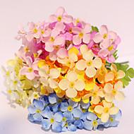 1 Gren Plastikk Nellik Bordblomst Kunstige blomster