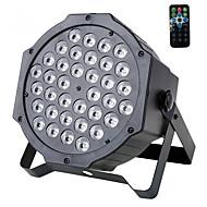 billige -U'King 80W LED-scenelampe Bærbar Fjernstyret Let Instalation Lydaktiveret RGB