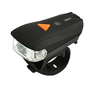 billige Sykkellykter og reflekser-Sykkellykter Belysning Frontlys til sykkel sikkerhet lys LED LED Sykling Bærbar Justerbar Fort Frigjøring Lithium-batteri 400 Lumens Usb
