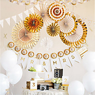Χαμηλού Κόστους Γενέθλια-1pc Διακοπές & Χαιρετισμοί Σετ διακόσμησης Στολίδια, Διακόσμηση Διακοπών 27.6*21.5*2.2