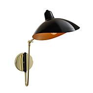 60 E26/E27 Antikk Moderne / Nutidig Retro Rød Trekk Atmosfærelys Vegglampe