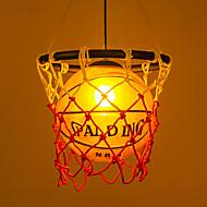 amerikansk land basketball personlighet barn rom restaurant industri vind restaurering gamle måter hotpot restaurant kreative glass bar