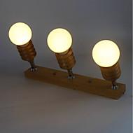 AC 220-240 E27 Moderne / Nutidig Tre Trekk Atmosfærelys Vegglampe