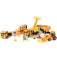 차량 건설차량 장난감 운송기기 클래식 조각