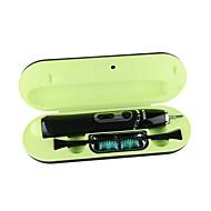 kivos şarj edilebilir ultrasonik elektrikli seyahat çantası, uv sedantasyon çantası ve zamanlayıcı siyahı ile