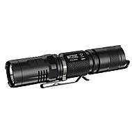 MT20C LED懐中電灯 LED 460 ルーメン 5 モード クリーXP-G2 R5 LED 電池は含まれていません 耐衝撃性 充電式 防水 小型 クリップ ミリタリー 緊急 スマールサイズ スーパーライト ハイパワー 調光可能 コンパクトデザイン のために