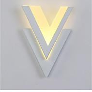 10 Integrert LED LED Moderne / Nutidig Annet Trekk for LED Pære inkludert,Atmosfærelys Vegglampe
