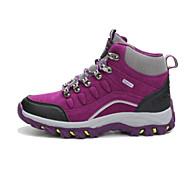 Per donna Scarpe da corsa Scarpe da trekking Scarpe da alpinismo Finitura antiscivolo Escursionismo Camminata sportiva Pelle nubuck Fucsia Azzurro cielo Grigio