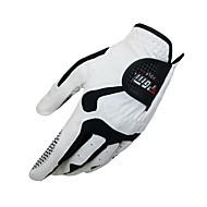 Dedos completos Unisex Listo para vestir Protector Golf Guantes Algodón Algodón