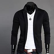 Men's Vintage Wool Blazer - Solid