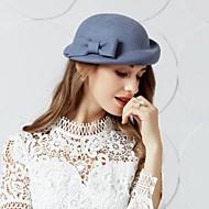 Yün Kentucky Derby Şapkası / Şapkalar ile 1 Düğün / Parti / Gece Başlık