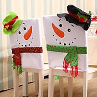 Állatok Inspiráló Hóember Santa Hópehely Mondások & Idézetek Ünneő Csendélet Christmas BuliForÜnnepi Dekoráció