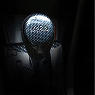 automobilski Ponovno namjestite gumb za zamjenu vozila(Karbonska vlakna)Za Toyota Sve godine Yaris