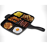 cheap Cookware-Plastic ABS Square Pan Frying Pans & Skillets