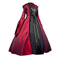 Tek-parça/Elbiseler Gotik Lolita Klasik/Geleneksel Lolita Wiktoriańskie Zarif Ortaçağ Eski Tiplerden Esinlenilmiş Cosplay Lolita Elbiseler