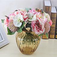 1 tak plastic anderen tafelblad kunstbloemen meerkleurig optioneel