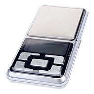 Digitale zakweegschaal voor diamanten en sieraden (max. 200 gram, nauwkeurigheid 0,01 gram)