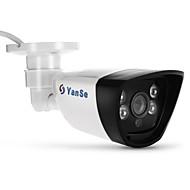 ianse® 3.6 / 6 / 8mm lente diy cctv vigilância ir visão noturna câmeras internas e externas segurança impermeável 735cc