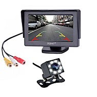 ZIQIAO XSP01S-0012 Car Rear View Camera Audio and Video Parts Cable for Car