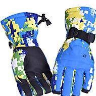 Unisex Skihandschoenen Lange Vinger Houd Warm Beschermend Activiteit/Sport Handschoenen Doek Katoen Skihandschoenen Sneeuwsporten Winter
