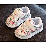 女の子 靴 レザーレット 春 秋 コンフォートシューズ 赤ちゃん用靴 スニーカー 用途 カジュアル ホワイト ブラック ピンク