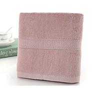 billiga Handdukar och badrockar-Överlägsen kvalitet Badhandduk, Enfärgad Ren bomull Badrum